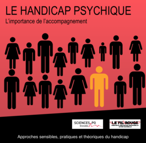 Le handicap psychique, l'importance de l'accompagnement